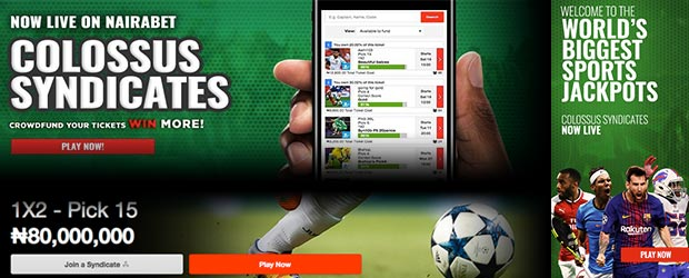 Live from Nairabet