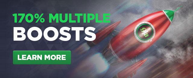 bet9ja 170% bonus for multiple bets