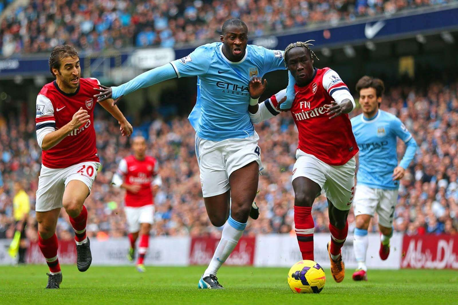 Arsenal – Manchester City