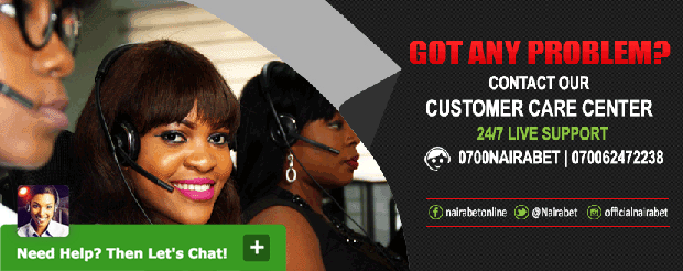 Nairabet contact number