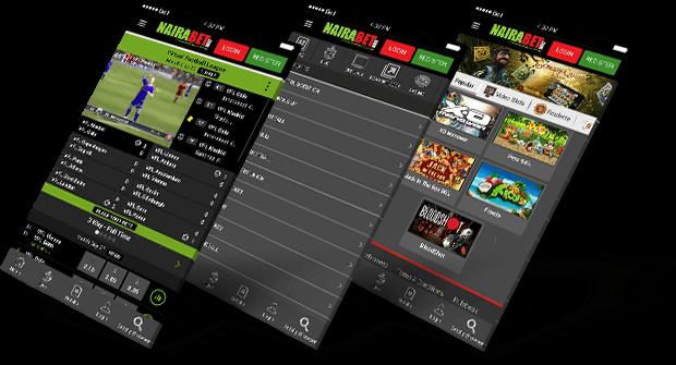 Nairabet Mobile Apk