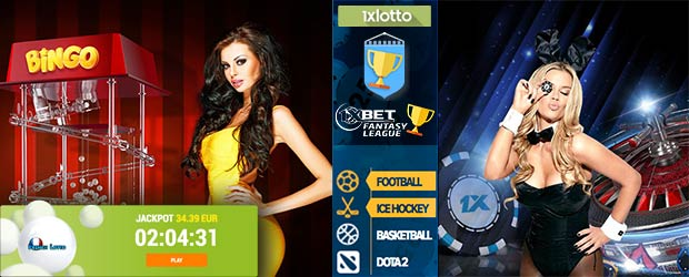 1xbet other services