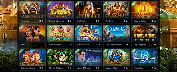 1xbet slot games