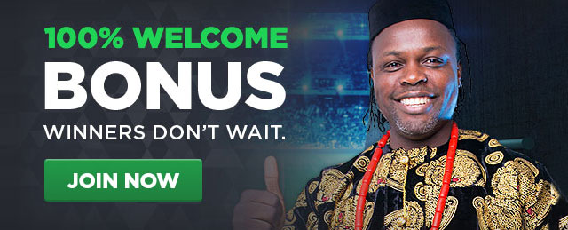 bet9ja 100% welcome bonus