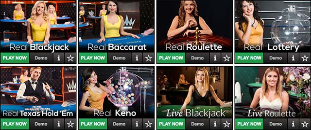 bet9ja live casino