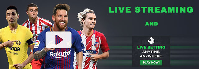 bet9ja live streaming and live betting